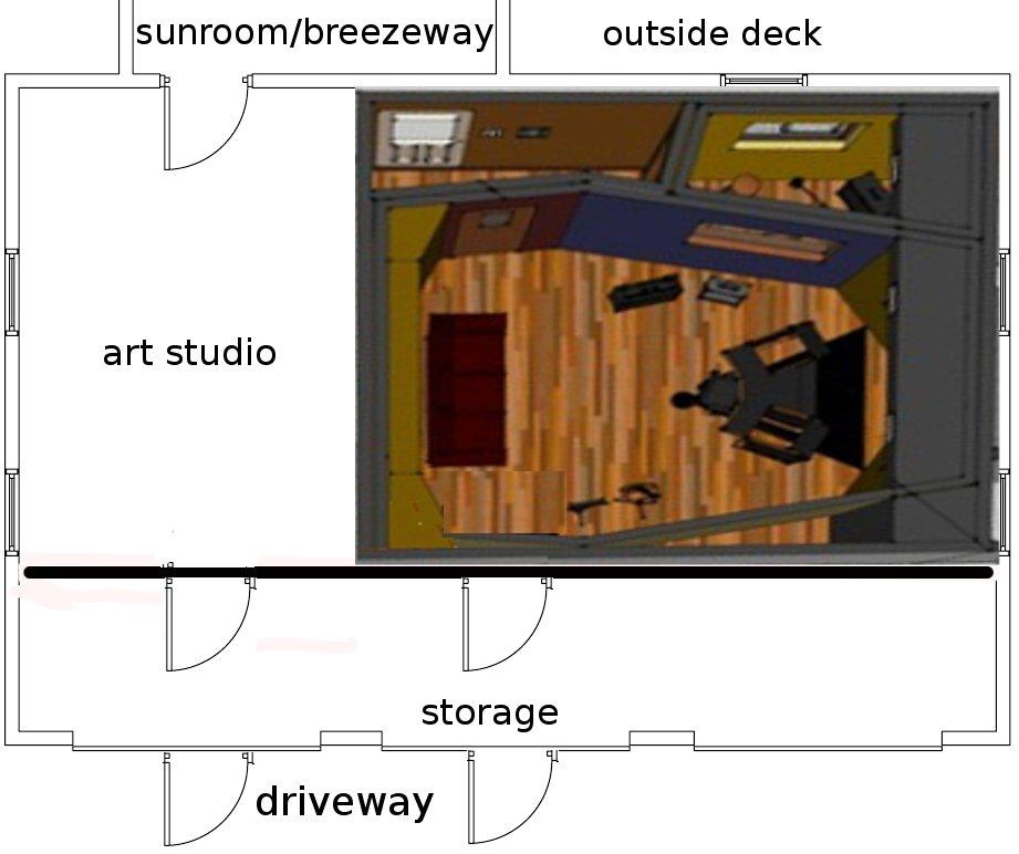 Garage Recording Studio