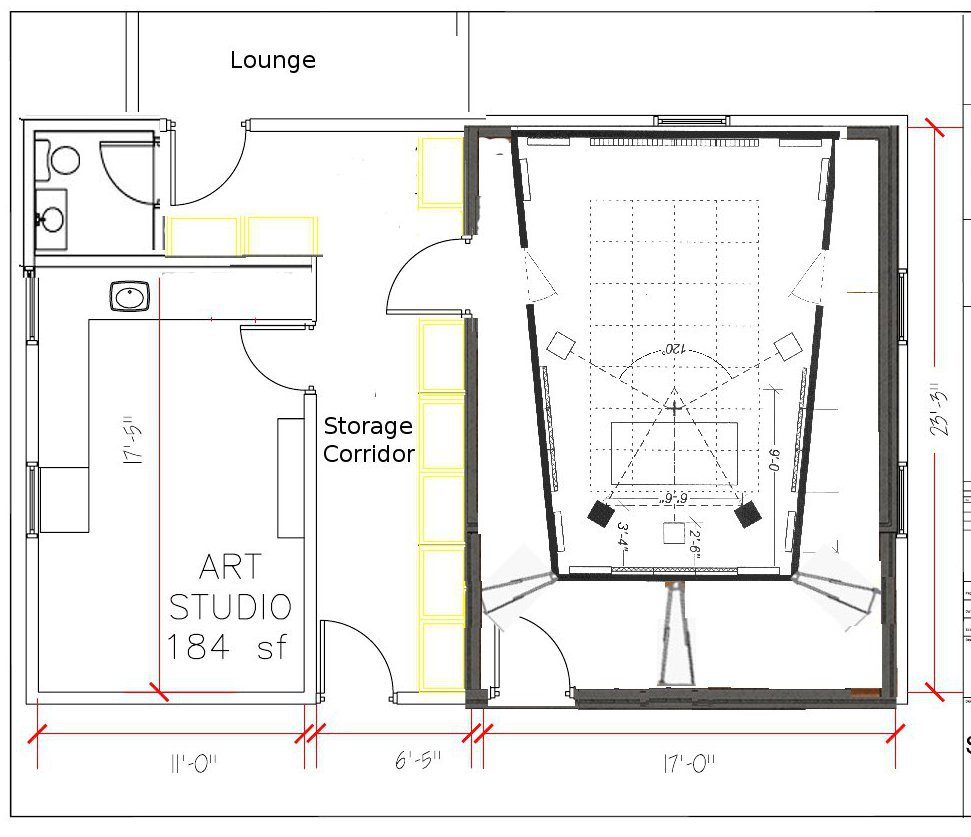 Design B3 Lachot and Winer One Room Plan %2B 2 rooms john sayers' recording studio design forum \u2022 view topic detached hybrid recording studio wiring diagram at creativeand.co