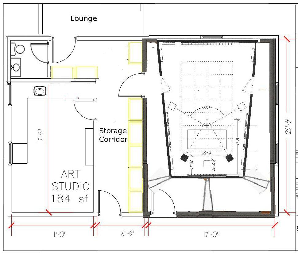 Amazing John Sayers Recording Studio Design Forum View Topic Detached Largest Home Design Picture Inspirations Pitcheantrous