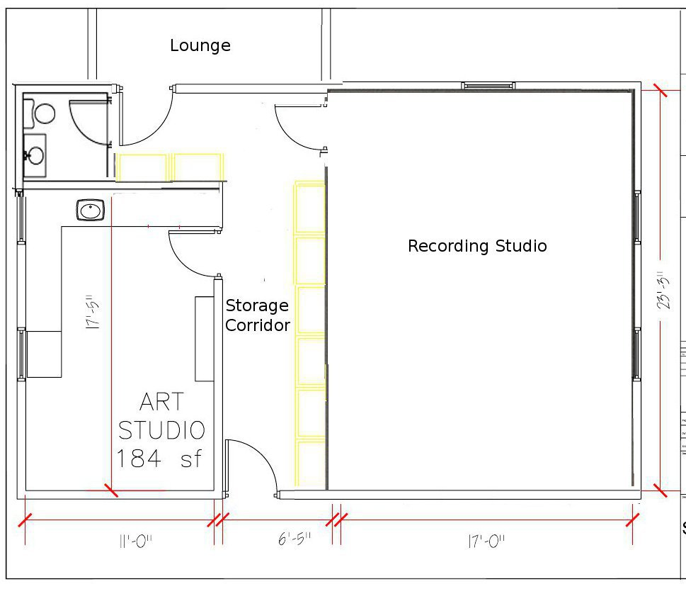 Studio Plans And Designs john sayers' recording studio design forum • view topic - detached