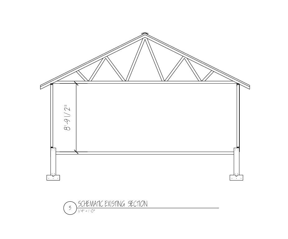 [ roof trusses ] | flat roof flat roof truss, roof trusses